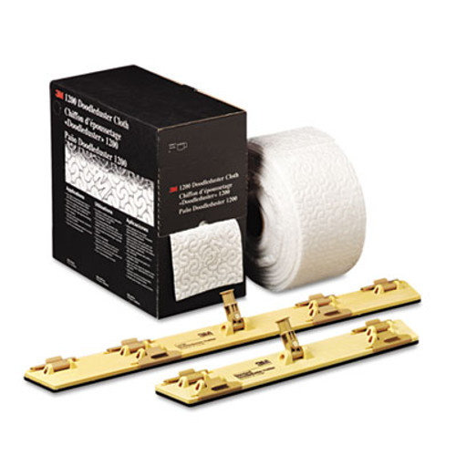 3M Doodleduster Disposable Cloth  7  x 13 4 5   250 Sheets Roll (MCO 19152)