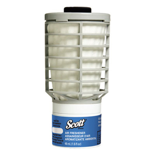 Scott Essential Continuous Air Freshener Refill  Ocean  48ml Cartridge  6 Carton (KCC 91072)