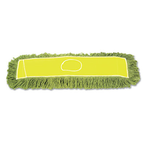 "Boardwalk Echo Dustmop, Synthetic/Cotton, 36"" x 5"", Green (UNS ECHO365LGSP)"
