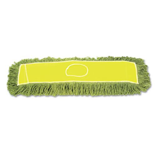"""Boardwalk Echo Dustmop, Synthetic/Cotton, 36"""" x 5"""", Green (UNS ECHO365LGSP)"""