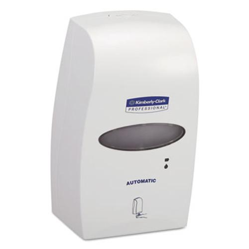 Kimberly-Clark Professional* Electronic Cassette Skin Care Dispenser, 1200mL, 7.25 x 11.48 x 4, White (KCC 92147)