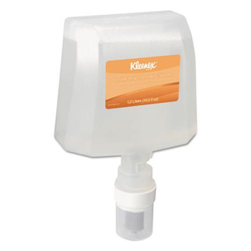Kleenex Skin Cleanser Refill, Antibacterial, 1200mL, 2/Carton (KCC 91594)