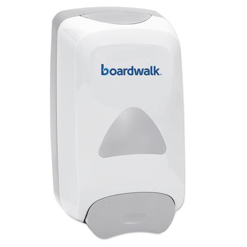 Boardwalk Soap Dispenser  1250 mL  6 1 x 10 6 x 5 1  Gray (BWK 8350)