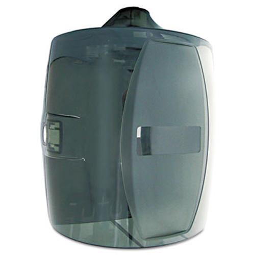 2XL Contemporary Wall Mount Wipe Dispenser  Smoke Gray (TXL L80)