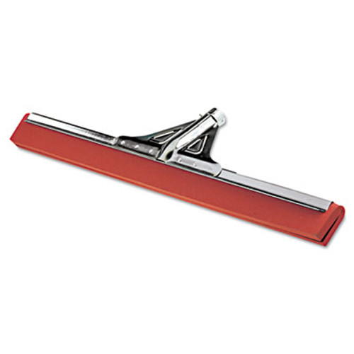Unger Heavy-Duty Water Wand  30  Wide Blade  Red Neoprene  Tapered Socket (UNG HW750)