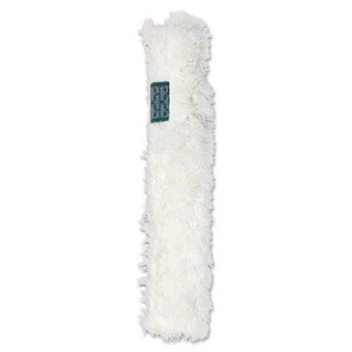 Unger Original StripWasher Replacement Sleeve  14  Wide  White Cloth (UNG WS350)