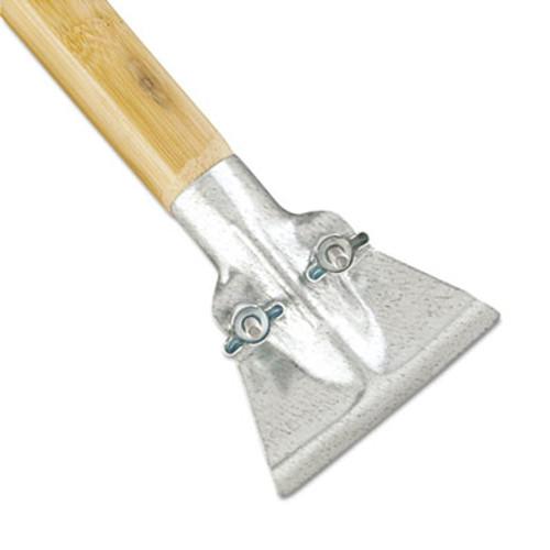 Boardwalk Metal Handle Braces  Small  Fits 18  to 48  Floor Sweeps  0 5w x 8h (BWK 120)