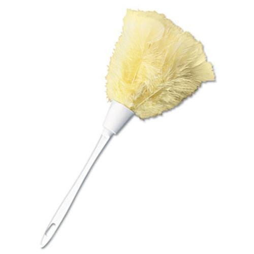 Boardwalk Turkey Feather Duster  7  Handle (UNS 12DC)