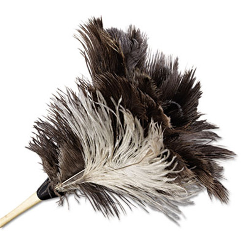 Boardwalk Professional Ostrich Feather Duster  7  Handle (UNS 13FD)