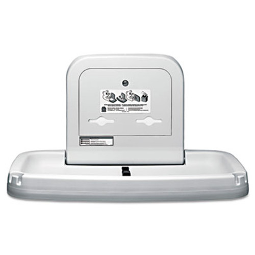 Koala Kare Horizontal Baby Changing Station  35 19 x 22 25  Cream (KKP KB200-00)