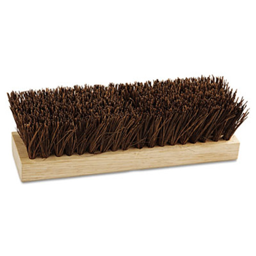 Boardwalk Deck Brush Head  10  Wide  Palmyra Bristles (BWK 3110)