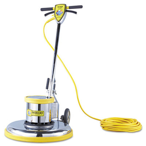 "Mercury Floor Machines PRO-175-21 Floor Machine, 1.5 HP, 175 RPM, 20"" Brush Diameter (MFM PRO-21)"