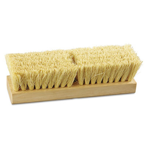Boardwalk Deck Brush Head  10  Wide  Tampico Bristles (BWK 3210)