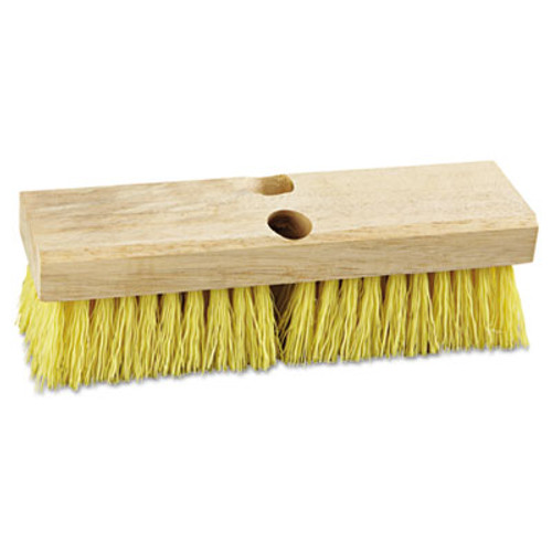Boardwalk Deck Brush Head  10  Wide  Polypropylene Bristles (BWK 3310)