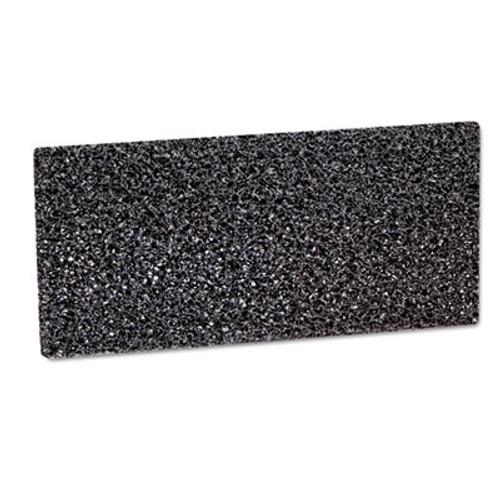 3M Doodlebug Hi-Productivity Stripping Pad  4 5 8 x 10  Black  40 Carton (MCO 05241)