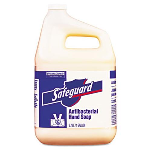 Safeguard Antibacterial Liquid Hand Soap  1 gal Bottle  2 Carton (PGC 02699)