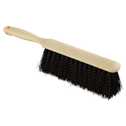 Boardwalk Counter Brush  Polypropylene Fill  8  Long  Tan Handle (BWK 5308)