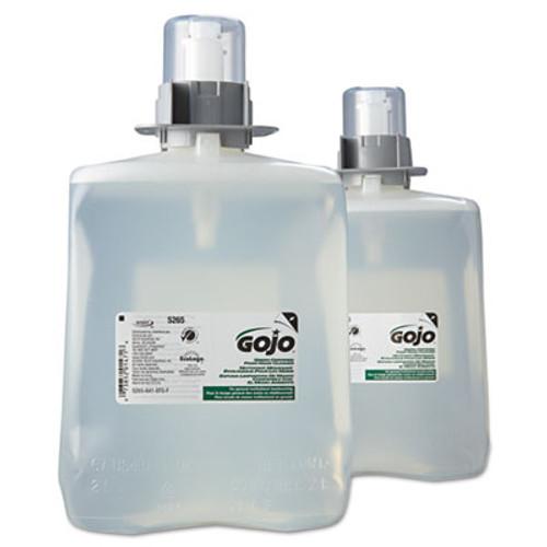 GOJO Green Certified Foam Hand Cleaner  2000mL Refill  2 Carton (GOJ 5265-02)