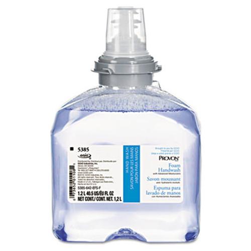 PROVON Foam Handwash w Advanced Moisturizers  Refreshing Cranberry  1200mL Refill  2 Carton (GOJ 5385-02)