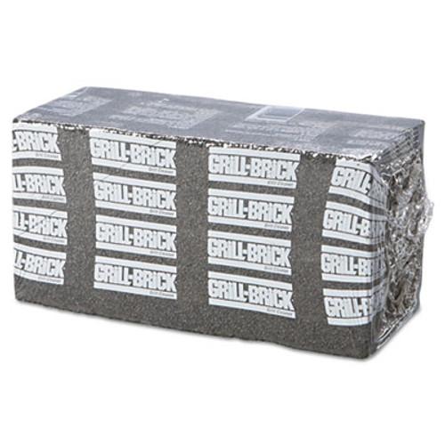 Boardwalk Grill Brick  8 x 4  Black  12 Carton (PAD GB12 PC)