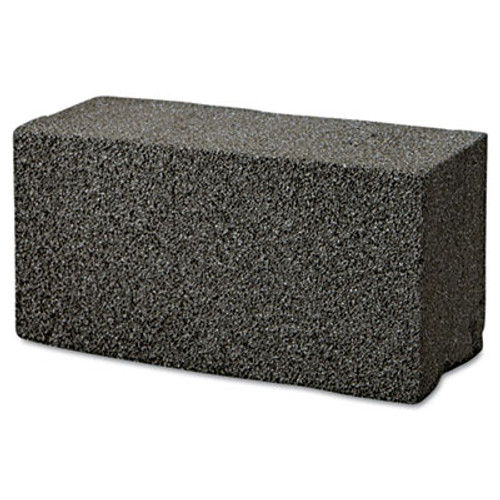 Boardwalk Grill Brick  8 x 4  Black  12 Carton (PAD GB12 PC)