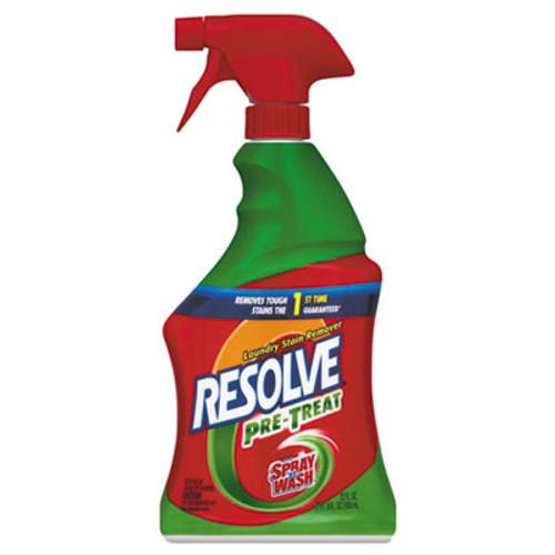 SPRAY �n WASH Stain Remover  22 oz Spray Bottle  12 Carton (REC 00230)