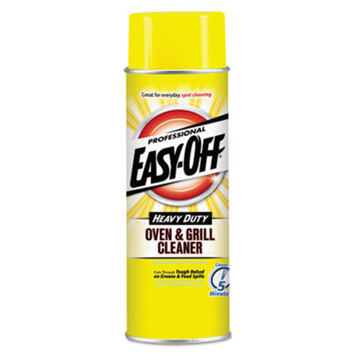 Professional EASY-OFF Oven and Grill Cleaner  Unscented  24oz Aerosol (REC 04250)