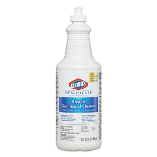 Clorox Healthcare Bleach Germicidal Cleaner  32 oz Pull-Top Bottle (CLO 68832)
