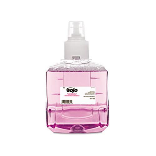 GOJO Antibacterial Plum Foam Hand Wash, 1200mL, Plum Scent, Clear Purple (GOJ 1912-02)
