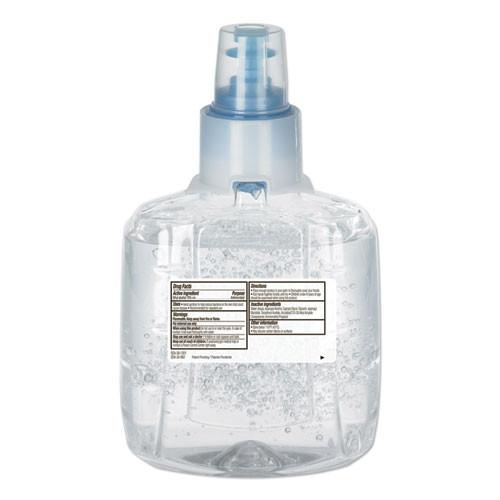 PURELL Advanced Hand Sanitizer Green Certified Gel Refill  1200 ml  Fragrance Free  2 Carton (GOJ 1903-02)