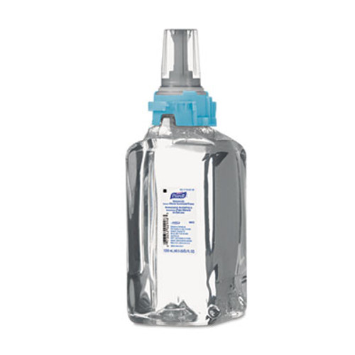 PURELL Advanced Hand Sanitizer Foam  ADX-12 1200 mL Refill  Clear  3 Carton (GOJ 8805-03)