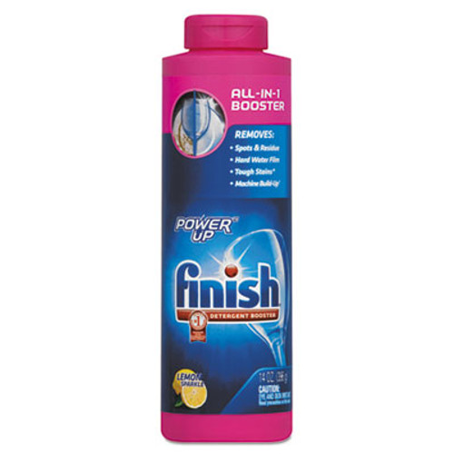 FINISH Hard Water Detergent Booster  14oz Bottle (REC 85272)