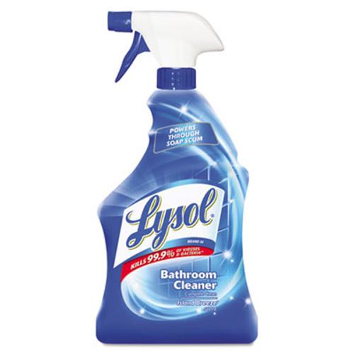 LYSOL Brand Disinfectant Bathroom Cleaners  Liquid  32oz Bottle (REC 02699)