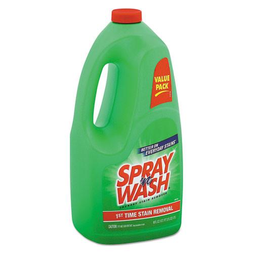 SPRAY �n WASH Pre-Treat Refill  Liquid  60 oz Bottle (REC 75551)