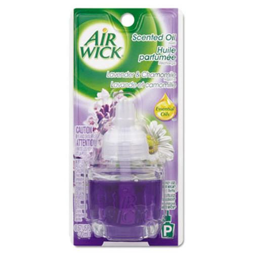 Air Wick Scented Oil Refill  Lavender   Chamomile  Purple  0 67 oz (REC 78297)
