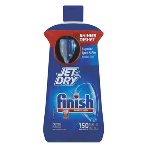 FINISH Jet-Dry Rinse Agent  16oz Bottle (REC 78826)