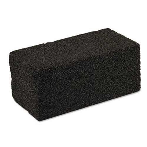 Scotch-Brite PROFESSIONAL Grill Cleaner  Grill Brick  4 x 8 x 3 5  Black  12 Carton (MCO 15238)