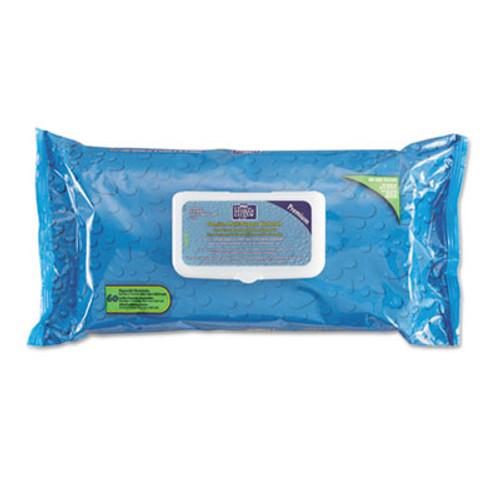 Sani Professional Hygea Adult Wash Cloths, 9 1/2 x 11 1/2, White, 60 Wipes/Tub, 6 Tubs/Carton (NIC J14143)