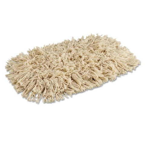 Boardwalk Mop Head  Dust  Cotton  12 x 5  White (UNS 1312)