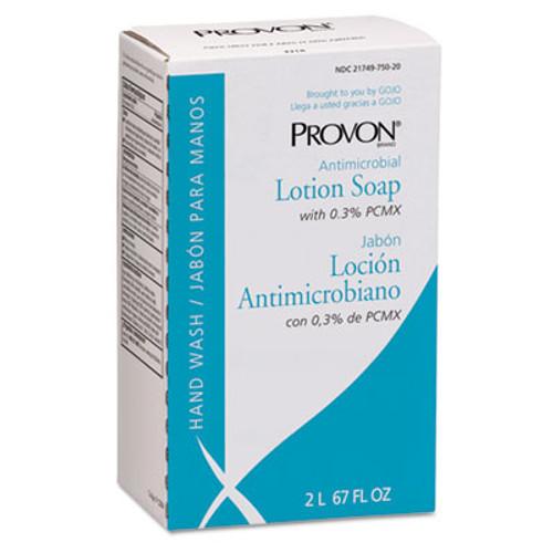 PROVON Antimicrobial Lotion Soap with Chloroxylenol  NXT 2 L Refill  4 Carton (GOJ 2218-04)