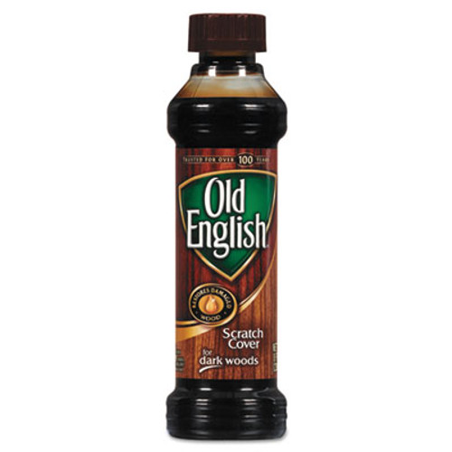OLD ENGLISH Furniture Scratch Cover  For Dark Woods  8oz Bottle (REC 75144)