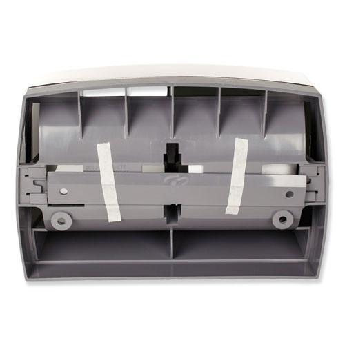 Scott Essential Coreless SRB Tissue Dispenser  11 1 10 x 6 x 7 5 8  White (KCC 09605)