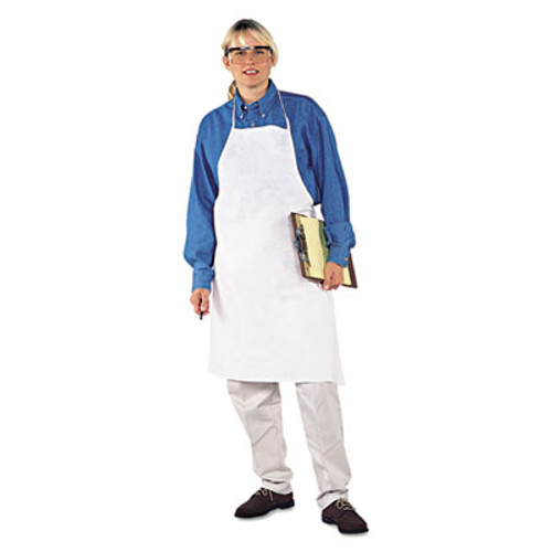 KleenGuard A20 Apron  28  x 40   White  One Size Fits All (KCC 36550)