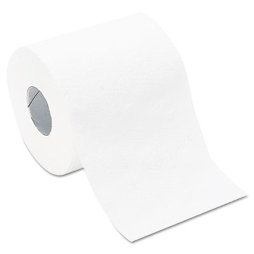 GEN Bath Tissue  Septic Safe  2-Ply  White  420 Sheets Roll  96 Rolls Carton (GEN 800)
