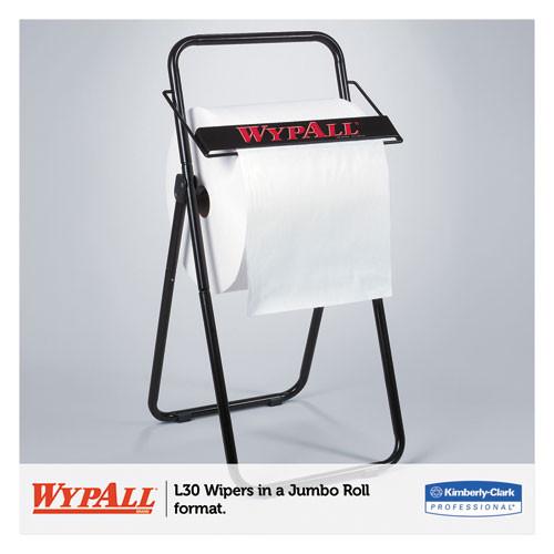 WypAll L30 Towels  12 2 5 x 13 3 10  White  950 per Roll (KCC 05841)