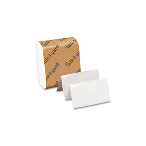 Georgia Pacific Professional Tissue for Safe-T-Gard Dispenser  Septic Safe  2-Ply  White  200 Sheets Pack  40 Packs Carton (GPC 104-40)
