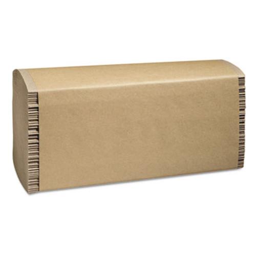 Marcal PRO 100  Recycled Folded Paper Towels  9 1 4x9 1 2 Multi-Fold  Natural 250 Pk 16 Ctn (MAC P-200N)