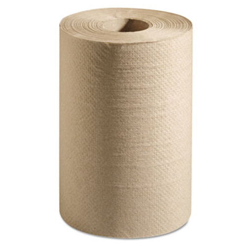 Marcal PRO 100  Recycled Hardwound Roll Paper Towels  7 7 8 x 350 ft  Natural  12 Rolls Ct (MAC P-720N)