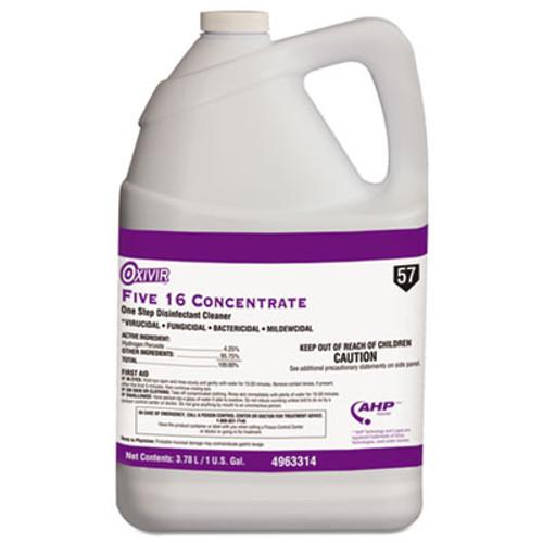 Oxivir Five 16 One-Step Disinfectant Cleaner  1gal Bottle  4 Carton (DVO 4963314)