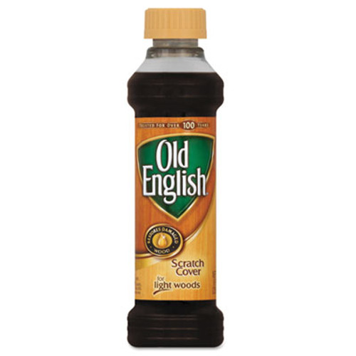 OLD ENGLISH Furniture Scratch Cover  For Light Wood  8oz Bottle (REC 75462)